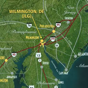 Wilmington Delaware Airport Car Rental
